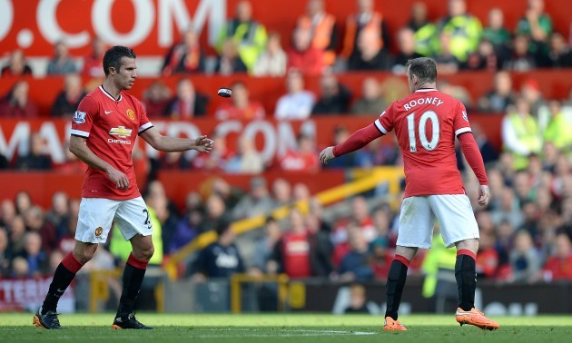 Robin van Persie: 'We have to make the top-four at least' · The42