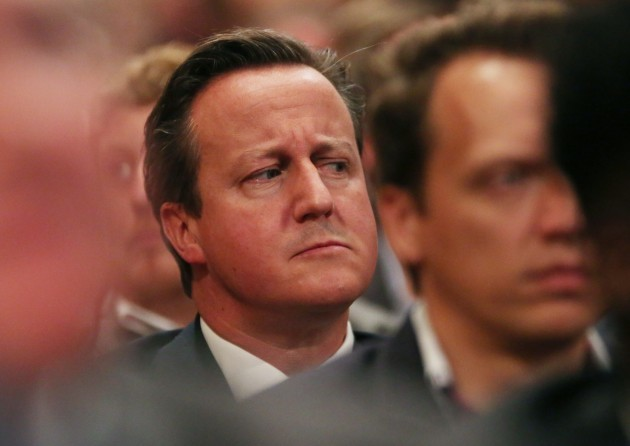 Conservative Party annual conference 2014