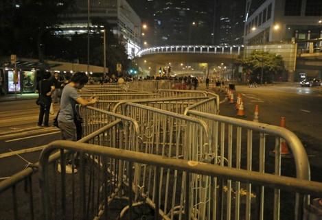 Hong Kong Democracy Protest