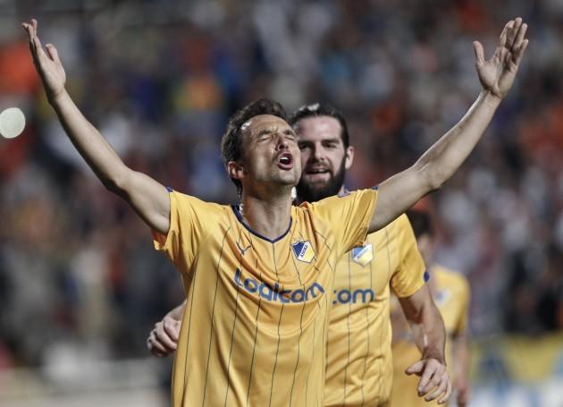 Cyprus Soccer Champions League