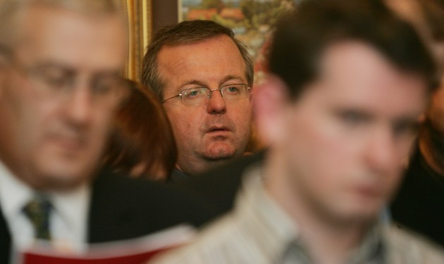 5/12/2006 Press Council Launch. Cliff Taylor, Editor of the Sunday Business Post, at the launch of details of the Press Council in Dublin. Photo Eamonn Farrell/Photocall Ireland