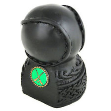 Irish Turf Ornament - Hurling Sliotar - Ireland Homeware Souvenir