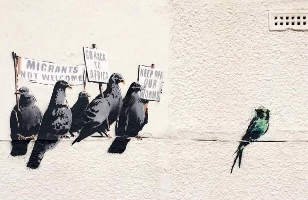 Britain Banksy