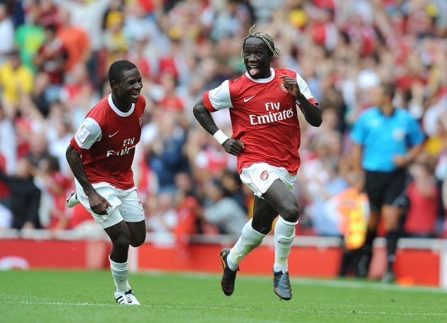 Soccer - Emirates Cup 2010 - Arsenal v Celtic - Emirates Stadium