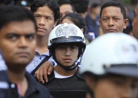 Thailand Tourist Deaths