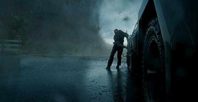 into the storm vfx