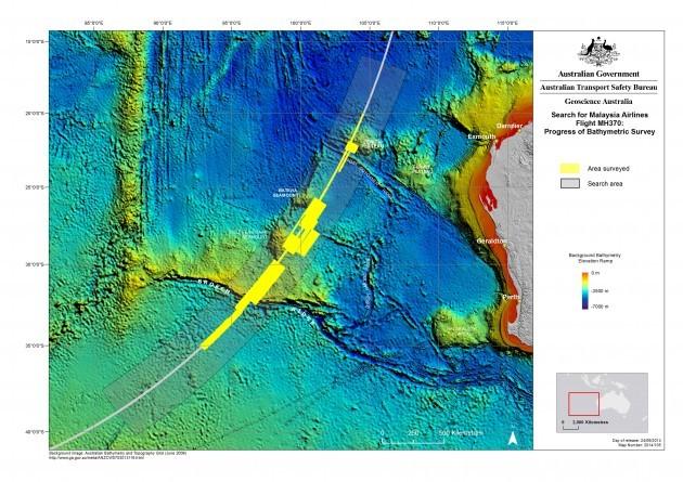 Australia Malaysia Missing Plane