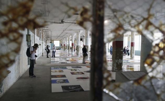 Alcatraz Chinese Artist