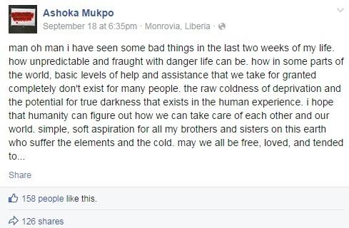 ashoka mukpo FB