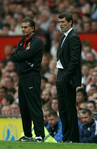 Soccer - Barclays Premier League - Manchester United v Sunderland - Old Trafford