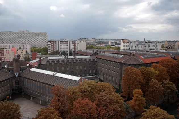 Paris Prison Visit