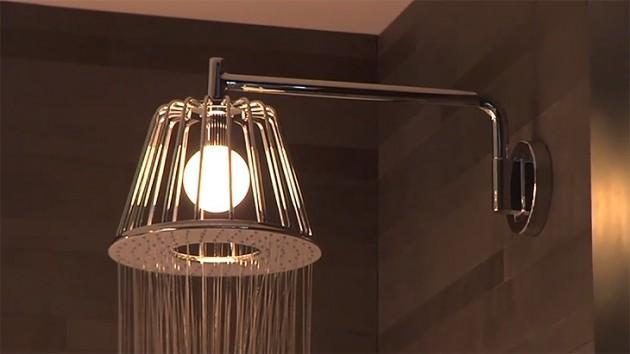 shower lamp