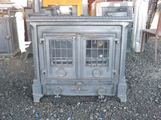 coalbrokedale stove