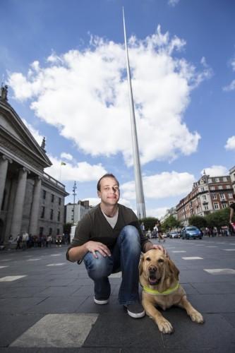 Donnacha McCarthy the Spire Dublin