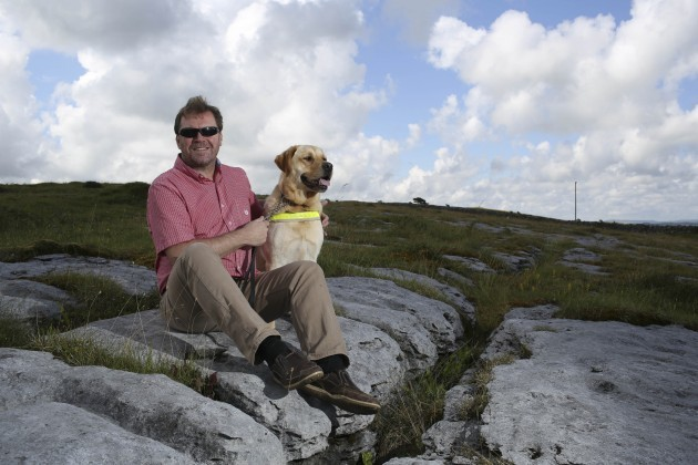 Irish Guide Dogs for the Blind. Picture Conor McCabe Photography.
