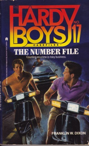 Hardy Boys Casefiles No. 17 - The Number File