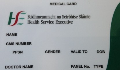 Medical Card Image