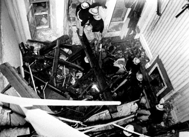 British Crime - Terrorism - IRA Mainland Bombing Campaign - Brighton - 1984