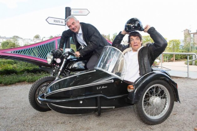 donners sidecar