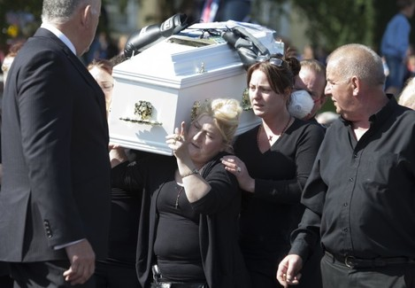 O Driscoll Funeral in Charleville