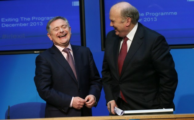 Leaving the Bailout Programmes