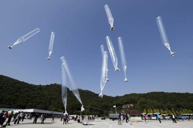 South Korea North Korea Party Anniversary