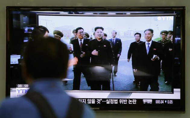 South Korea North Korea Where's Kim