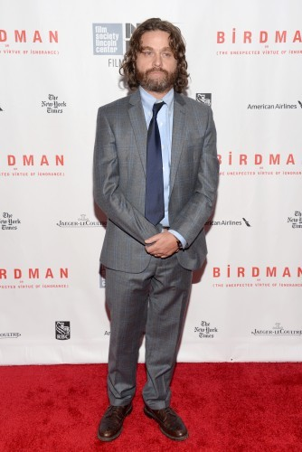 2014 NYFF - Birdman or The Unexpected Virtue of Ignorance Closing Night Gala