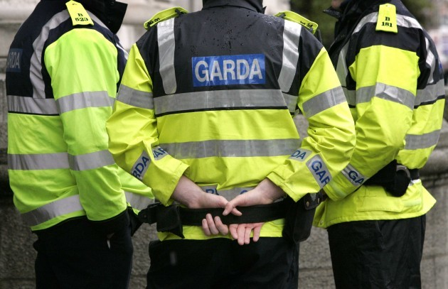 File Photo Mr Howlin said 2.2 billion will be allocated to the justice sector, which will allow for the future recruitment of more gardai