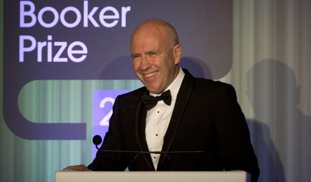 Man Booker prize 2014