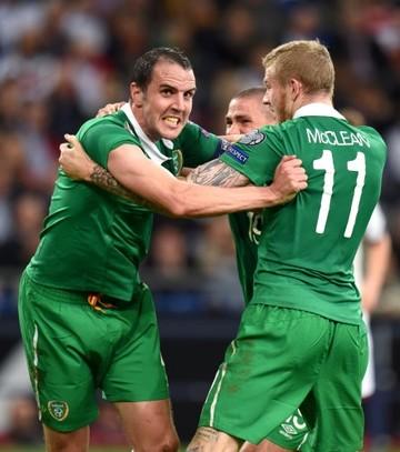 Soccer - UEFA Euro 2016 - Qualifying - Group D - Germany v Republic of Ireland - Veltins-Arena