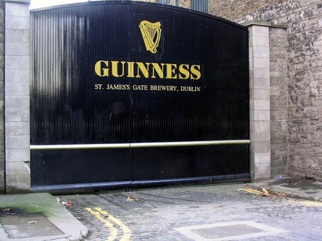 Guinness St. James Gate