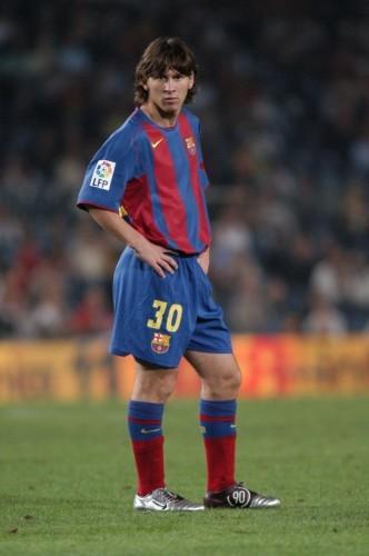 Soccer - Spanish Primera League - Barcelona v Osasuna