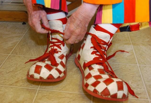 Obit Worlds Oldest Clown