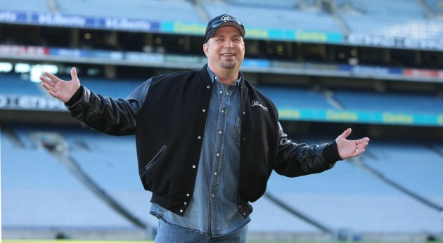 The Garth Brooks Comeback Special Event