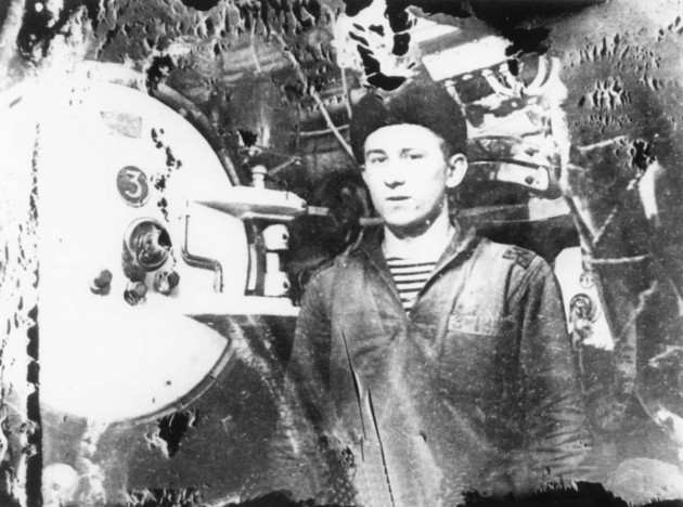 soviet submarine seaman photo 3