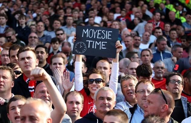 Soccer - Barclays Premier League - West Bromwich Albion v Manchester United - The Hawthorns