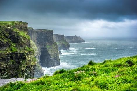 Cliffs of Moher, Liscannor, Ireland