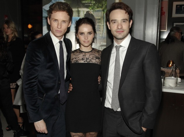 NY Premiere of The Theory Of Everything - Party