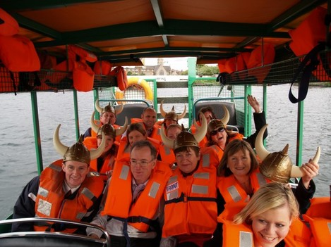 Viking splash tours 1