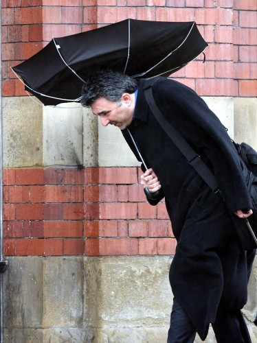 Windy Weather - Manchester