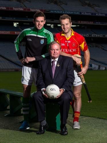 Odhran Mac Niallais, Liam O'Neill and Kieran Bergin 21/10/2014