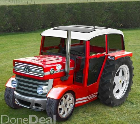 Done Deal Tractor >> Souped Up Tractor For Sale In Sligo Not Suitable For Dreamers Or