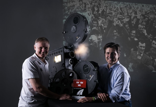 Joe Schmidt and Dr. Mike Gervais