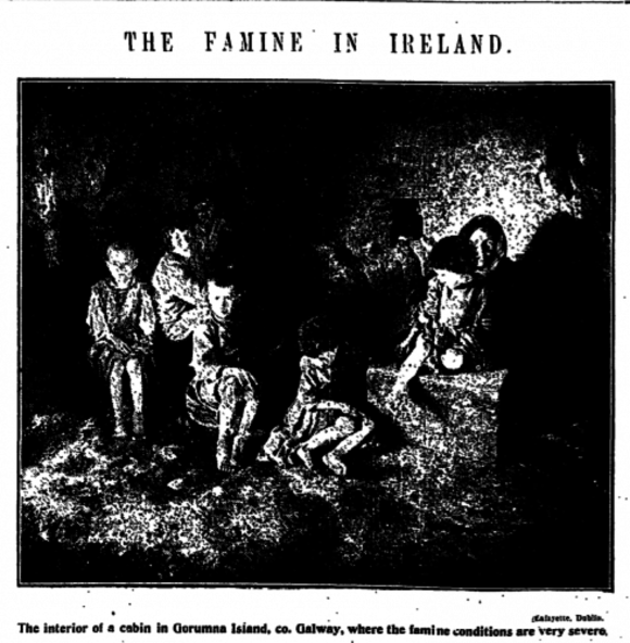 1925 – Ireland's Forgotten Famine and another government cover-up?