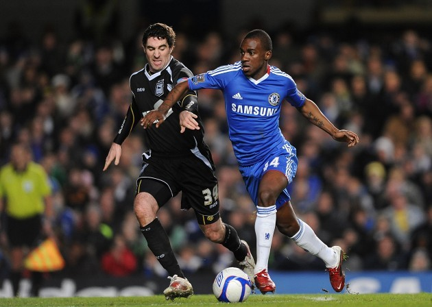 Soccer - FA Cup - Third Round - Chelsea v Ipswich Town - Stamford Bridge