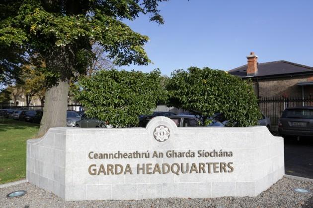 Garda Headquarters