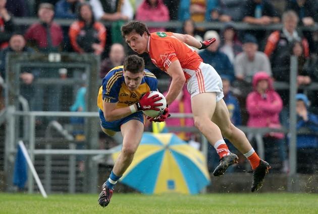 Conor Daly and James Morgan
