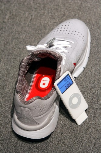 NIKE AIR ZOOM MOIRE IPOD