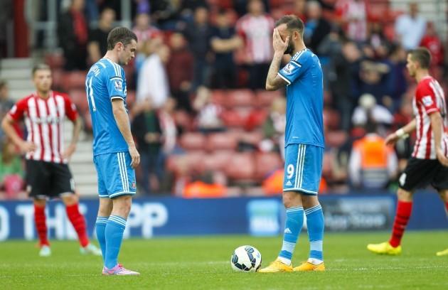 Soccer - Barclays Premier League - Southampton v Sunderland - St. Mary's Stadium